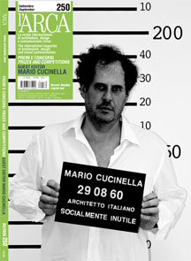 Cover of L'Arca 09/2009  'Prizes and Competitions' guest editor Mario Cucinella